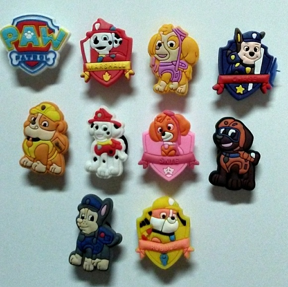 10 x TOY STORY Jibbitz Shoe Charm made for Crocs /& Wristbands,